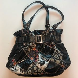 Handbags - ✴️3/$20✴️ Black boho purse